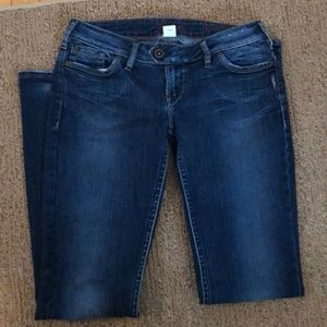 """Western Glove Works Tuesday 20"""" 29/35 Jeans"""